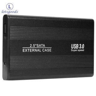 Ổ Cứng SSD 6 Gbps Di Động Gắn Ngoài 2.5 Inch USB 3.0 Sang SATA thumbnail