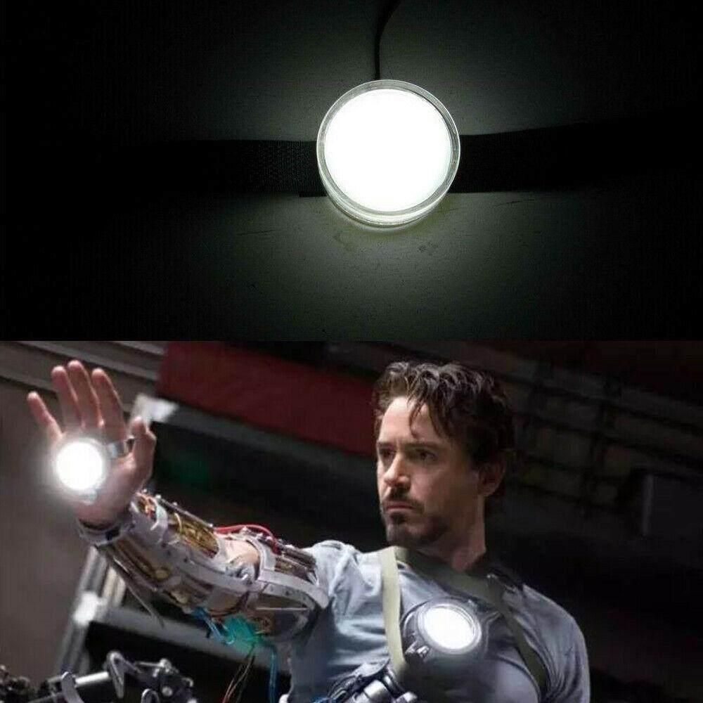 1:1 Sáng Tạo Trẻ Em Tặng DIY Phụ Kiện Đèn LED Ánh Sáng Trắng Tay Cho Siêu Anh Hùng Đồ Chơi DIY Siêu Ưu Đãi tại Lazada