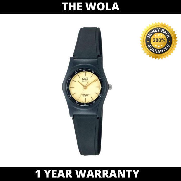 100 Original Q Q Q Q Women Casual Watch Vq05j001y Watch For Women Jam Tangan Wanita Q Q Watch Women Watch Lazada