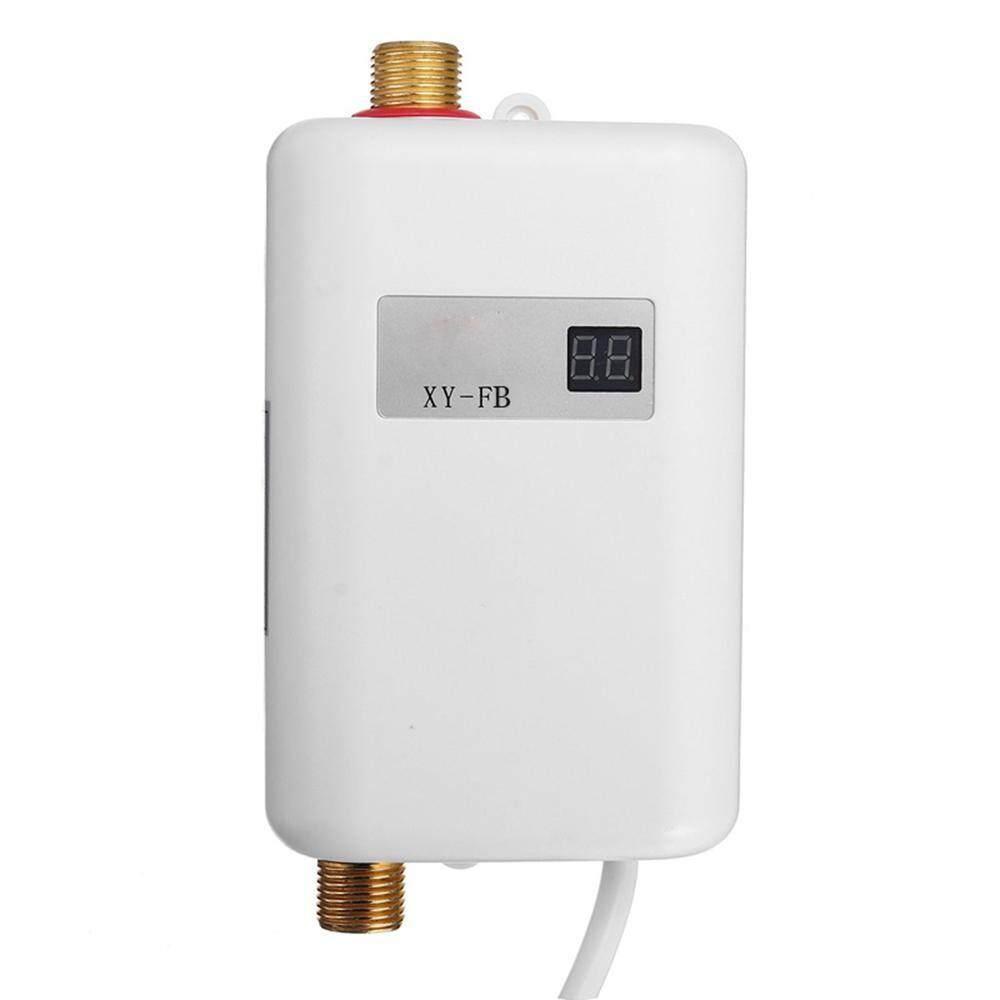 DokFin Mini Tankless Điện Tắm 3S Ngay Nóng cho Nhà Bếp Phòng Tắm Đen, Vàng, Đỏ trắng (ẤU, UK, US Phích Cắm EU)