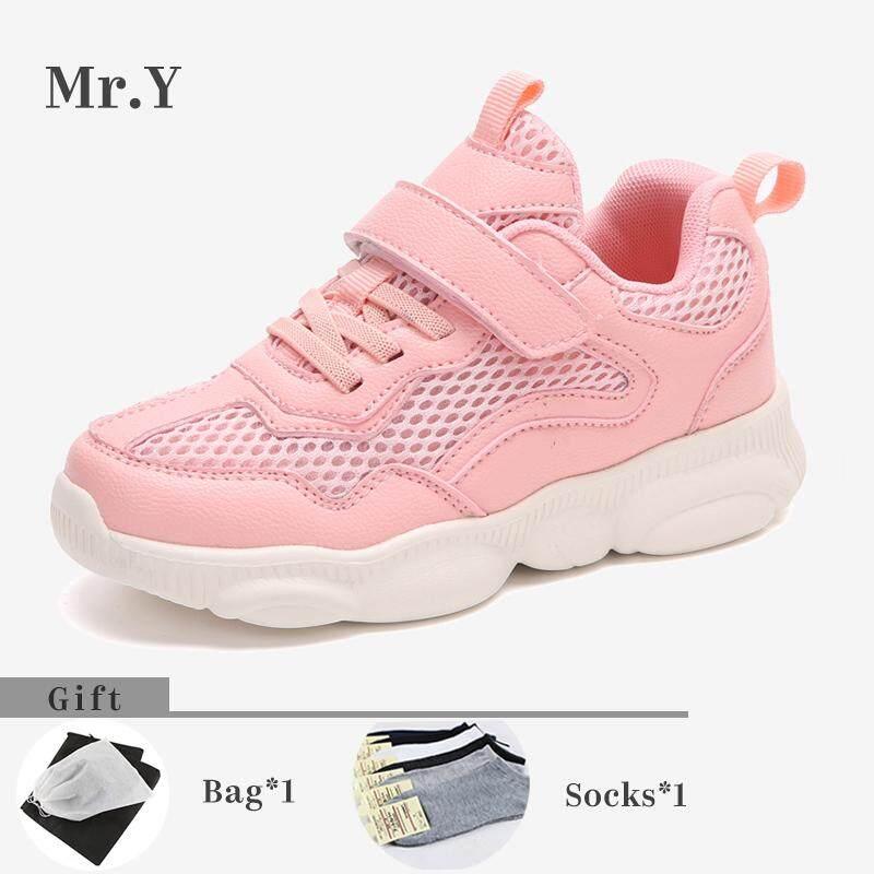 Giá bán Mr. Y. Kích Thước 28-39 Kid Giày Thể Thao Bé Gái Giày Trẻ Em Chạy Bộ Trẻ Em Giày Giày Công Chúa