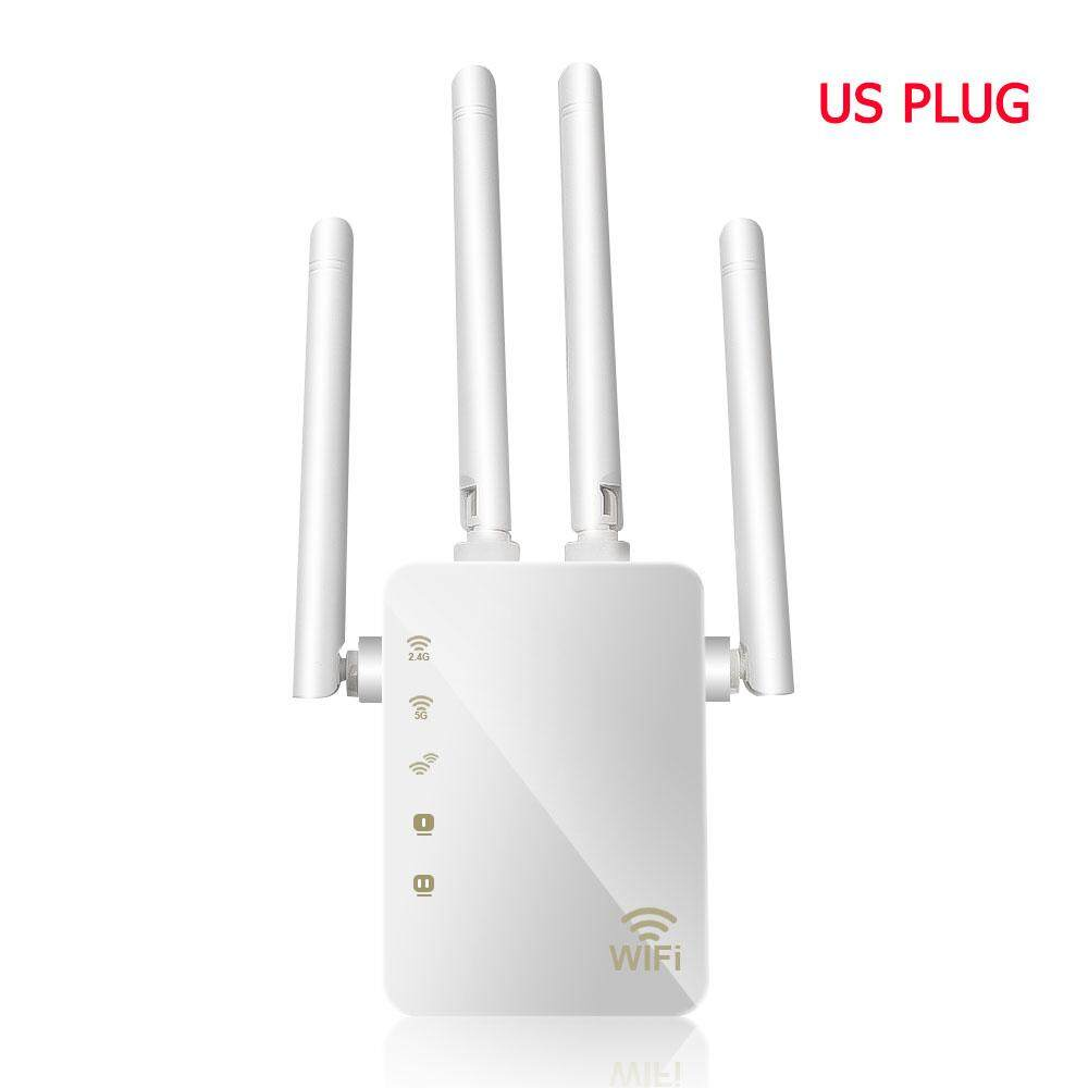 Original TP-LINK 2.4G//5G Dual Band Omni-directional Antenna Wireless Router 6dbi