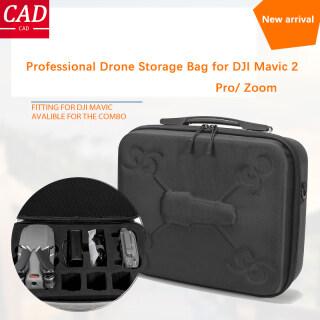 Máy Bay Không Người Lái Chuyên Nghiệp Công Suất Lớn, Túi Đựng Đồ, Túi Đựng Di Động Phụ Kiện Cho DJI Mavic 2 Pro Zoom thumbnail