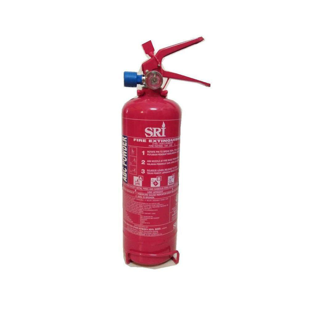 SRI FIRE EXTINGUISHER 2KG