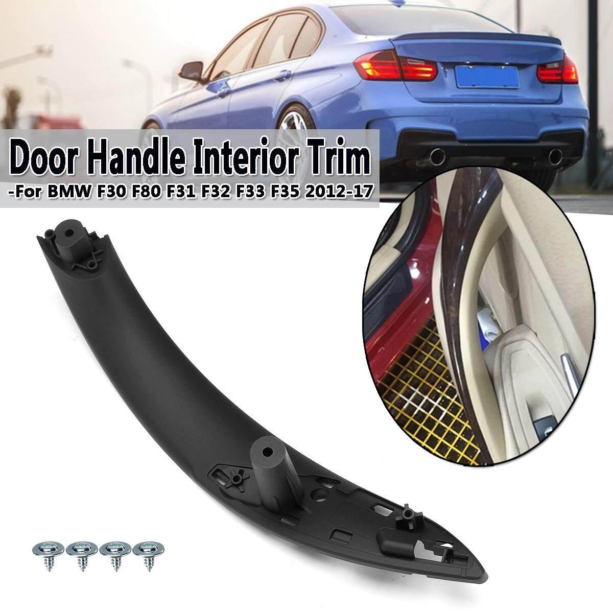 【Free Shipping + Flash Deal】Rear Left Door Pull Handle Interior Trim For  BMW F30 F80 F31 F32 F33 F35 2012-17