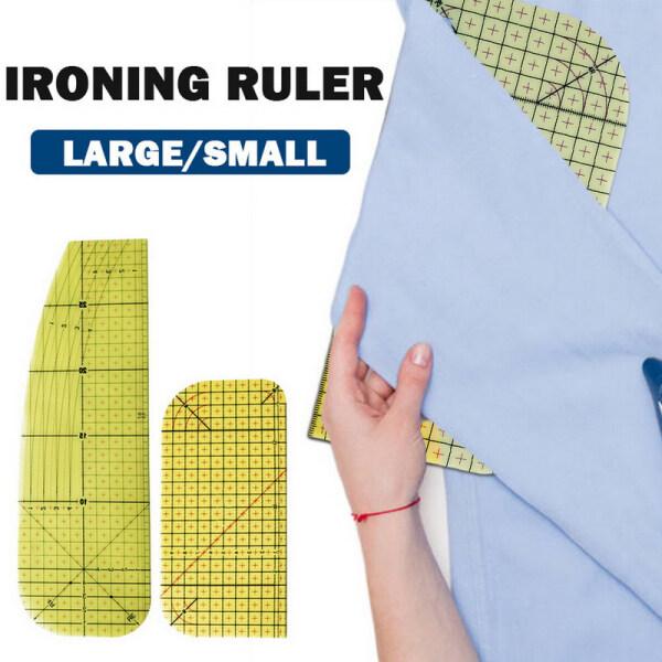 Hot Ironing Ruler Fabric Measuring Tool Tailor Craft DIY Sewing Supplies