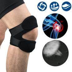 1 Pc Adjustable Sports Knee Pad Protector Outdoor Fitness Gym Knee Pad