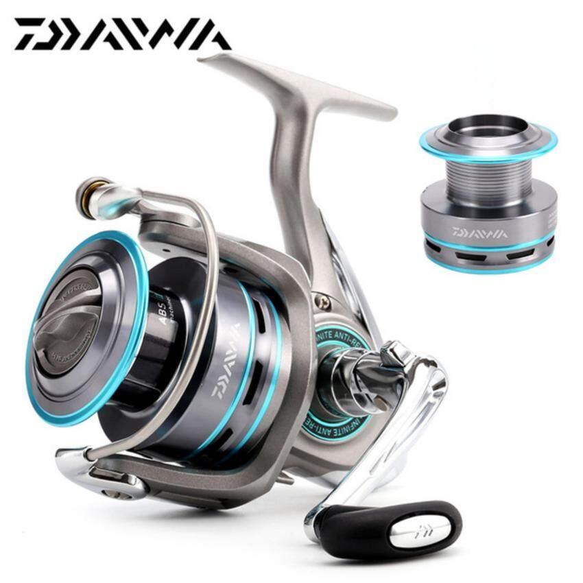 100% Original DAIWA PROCASTER 4000 series Spinning Fishing Reel Saltwater 7BB Carp Full Metal Fishing reel with spare spool - intl
