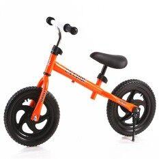 Redcolourful 12 Inch Anak-anak Roda Dua Pushbike Latihan Keseimbangan Sepeda dengan Setang Yang Bisa Disesuaikan dan Pelana