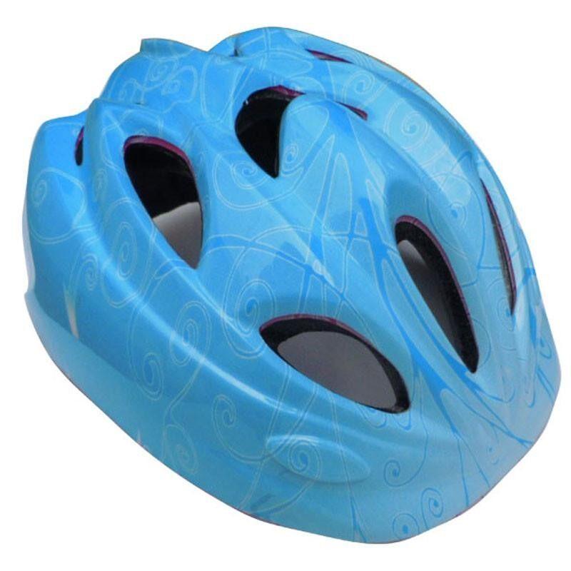 LD Pro 12 Ventilasi Anak Olahraga Gunung Sepeda Jalanan Helm Keselamatan Bersepeda Bu-Intl