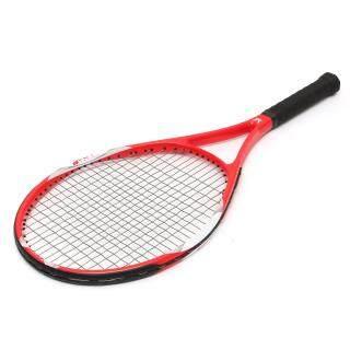 Vợt Tennis 27 Inch, Vợt Tay Cầm Chống Trượt Được Trang Bị Sợi Cacbon Với Túi, Màu Đỏ thumbnail
