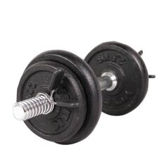 2pcs 25mm Barbell Gym Weight Bar Dumbbell Lock Clamp Spring Collar Clips By Viviroom.