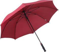 Evogadgets - 60 Large Premium Golf Umbrella - Automatic Open (maroon) By Evogadgets.