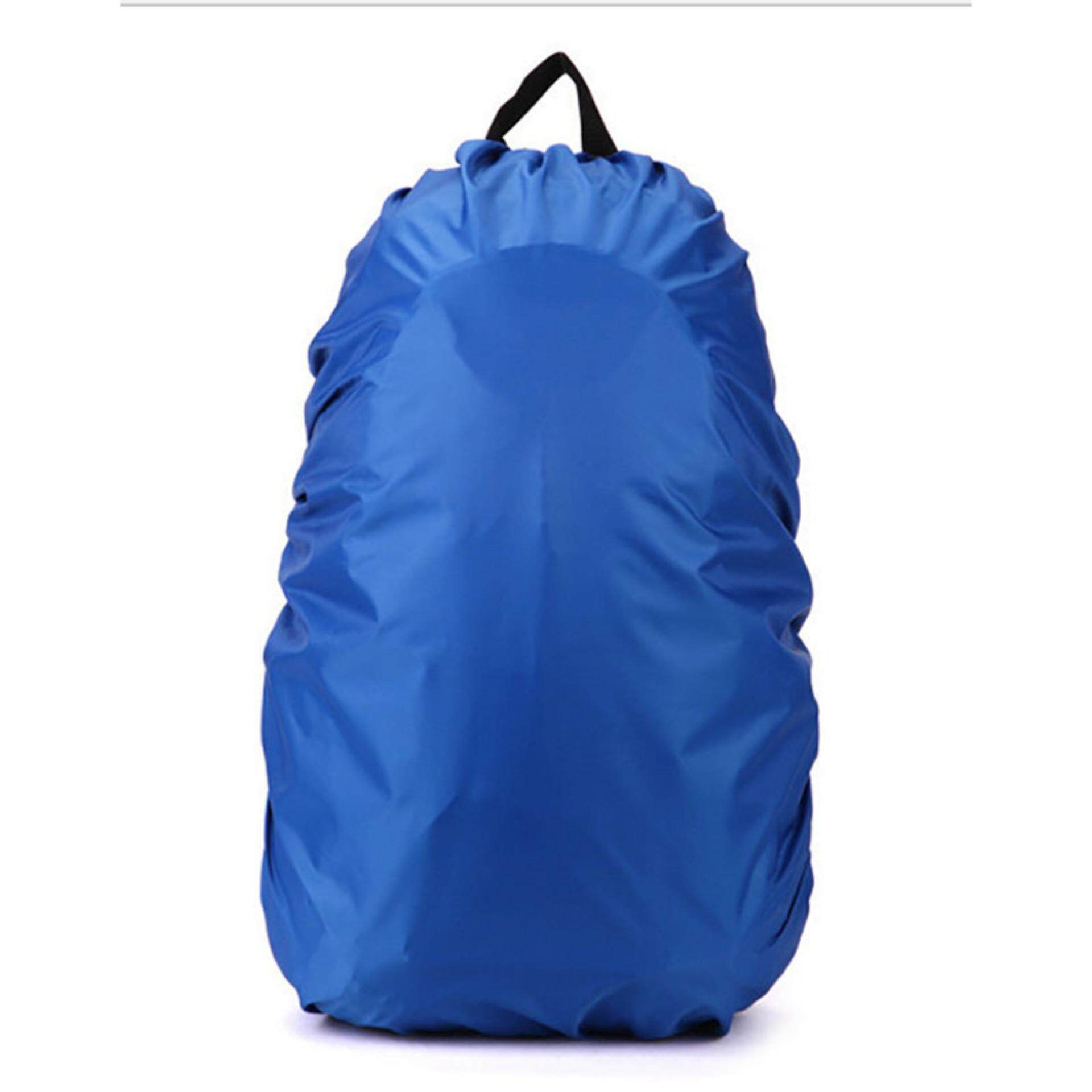 5 Colors Waterproof Rain Cover For 30L-50L Travel Backpack Laptop Bag Camera Bag