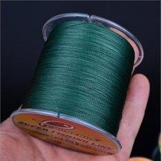 500m Pe Fishing Line Strong Braided Lines Strands Wire 8lb-100lb Green (4)- By Comebuy88.