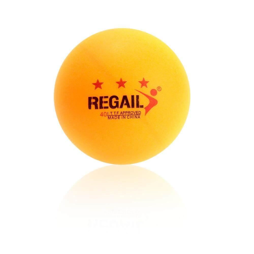 50 ชิ้น 3 - Star 40 มิลลิเมตรลายกีฬาปิงปองการฝึกขั้นสูง Ping Pong Balls (สีส้ม) By Enjoy House.