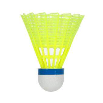 Delaman Badminton Set Duck Feather Badminton Balls Shuttlecocks Outdoor Indoor Training Sports Practice 12PCS