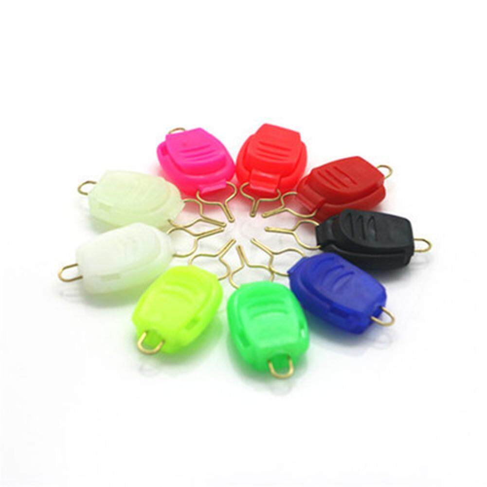 Qimiao 9Pcs Baitcasting Reel Fishing Line Holder Clip Wire Clamp Buckle Stopper Specification:9 PCS