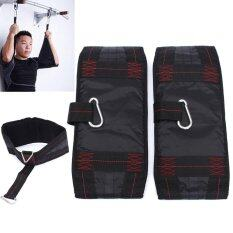 Ab Abdominal Sling Strap Hanging Chin Sit Up Bar Pullup Heavy Exercise Fitness By Freebang.