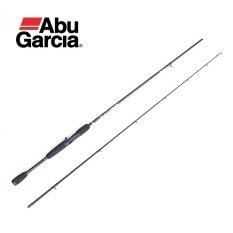 Abu Garcia Black Max Bmaxc662m Casting Rod 66 1.98m Carbon Baitcasting Fishing Rods 2 Sec M Power Rod By Haitao.