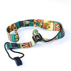 Adjustable Colorful Classical Ukulele Strap Belt Music Guitar Accessory Bundle By Happy Weekend.