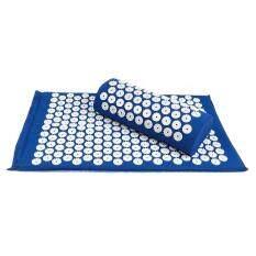 Lb Dewasa Bantal Akupunktur + Set Bantal Matras Yoga Pijat Meditasi Kesehatan Pad Spesifikasi: 68