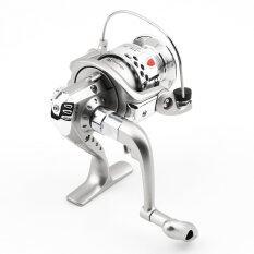 Allwin 5.1: 1 6BB Bantalan Bola Yang Berputar-putar Kiri/kanan Penangkapan Ikan SG3000 ABS Spul