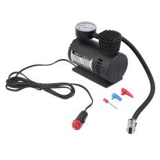 Allwin kompresor udara 12 V ban Tick mainan mobil sport otomatis pompa listrik Mini hitam