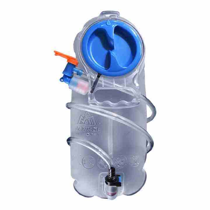 MegaStar AONIJIE SD17 2.5L TPU BPA Free Hydration Bladder Water Bag With Magnetic Clip For