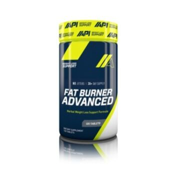 API FAT BURNER ADVANCE (120 TABLETS)