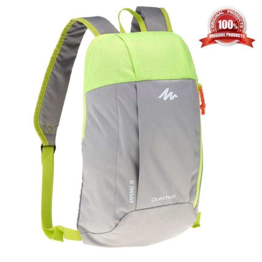 eb8d174f1359 Arpenaz 10 Kids Adults Outdoor Backpack Daypack Mini Small Bookbags 10L -  intl