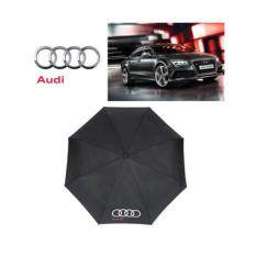 Automatic Folding Umbrella Rain Men Car Logo Windproof Business Quality Pattern Black Umbrella For Audi A3 8p 8v A4 B5 B6 B7 B8 A6 C5 A5 Tt Q3 Q5 Q7 80 100 A1 A2 A7 A8 S3 S4 Rs By Fashion In Car.