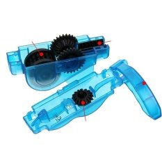 QF High Quality Universal Bike Chain Cleaner Scrubber Tool with Rotating Brushes Bicycle Accessories