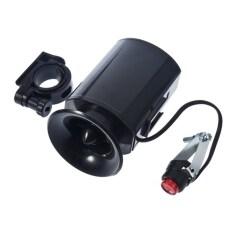 Sepeda Sangat Keras Lonceng 6 Sirene Alarm Klakson Suara Speaker Elektronik