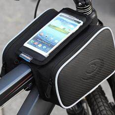 Bicycle Front Touch Screen Phone Bag Mtb Road Bike Cycling Mobile Bag Cycle Front Bag 5.5 Inch Cellphone Bag Bicycle Accessories For Universal Mobile Phone Within 5.5 Inch By Lovestory Store.