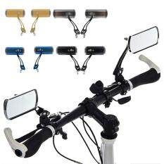 Bicycle Handlebar Back Mirror Universal Bike Rear View Mirror 360 Rotating By Ytri.
