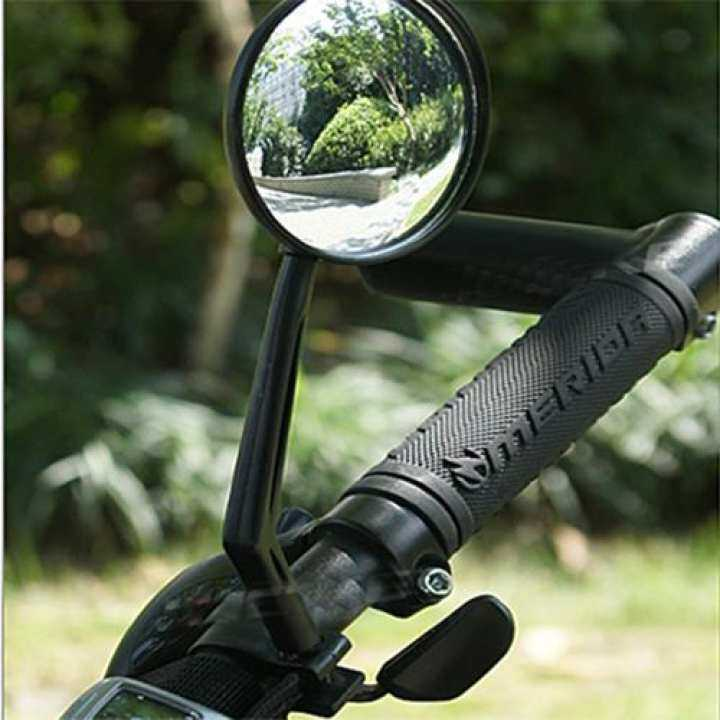 Bicycle Handlebar Mirror Portable Professional Rearview Glass Accessories