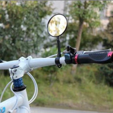 Bicycle Handlebar Mirror Useful Professional Flexible Cycling Rear View By Mingrui.