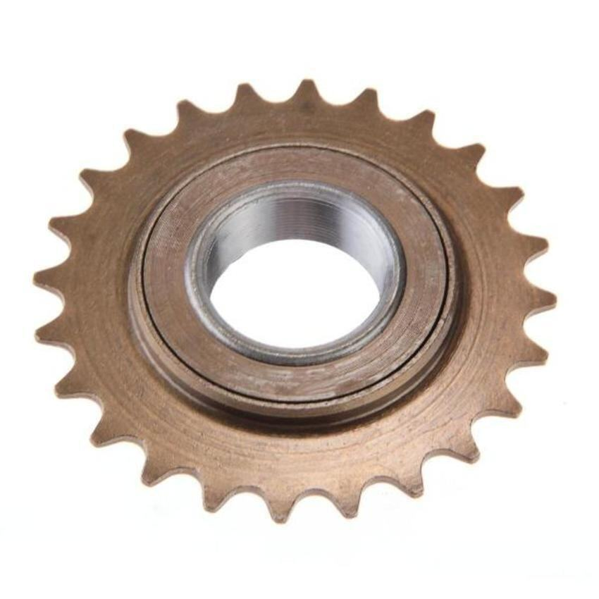 BMX Bicycle 24T Tooth Singlespeed Freewheel Sprocket Brown - intl