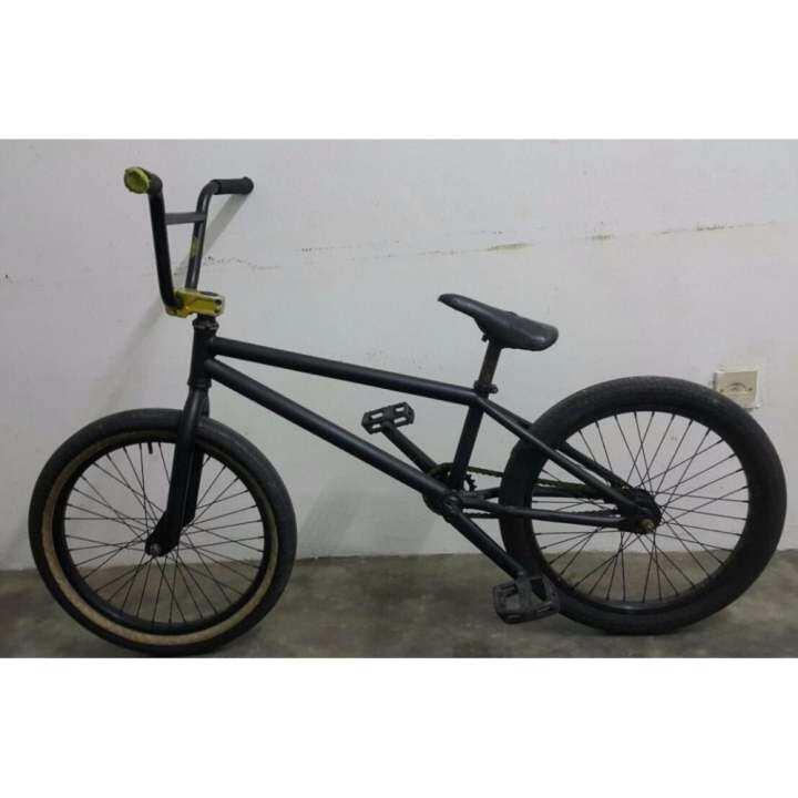 BMX Fitbike Black