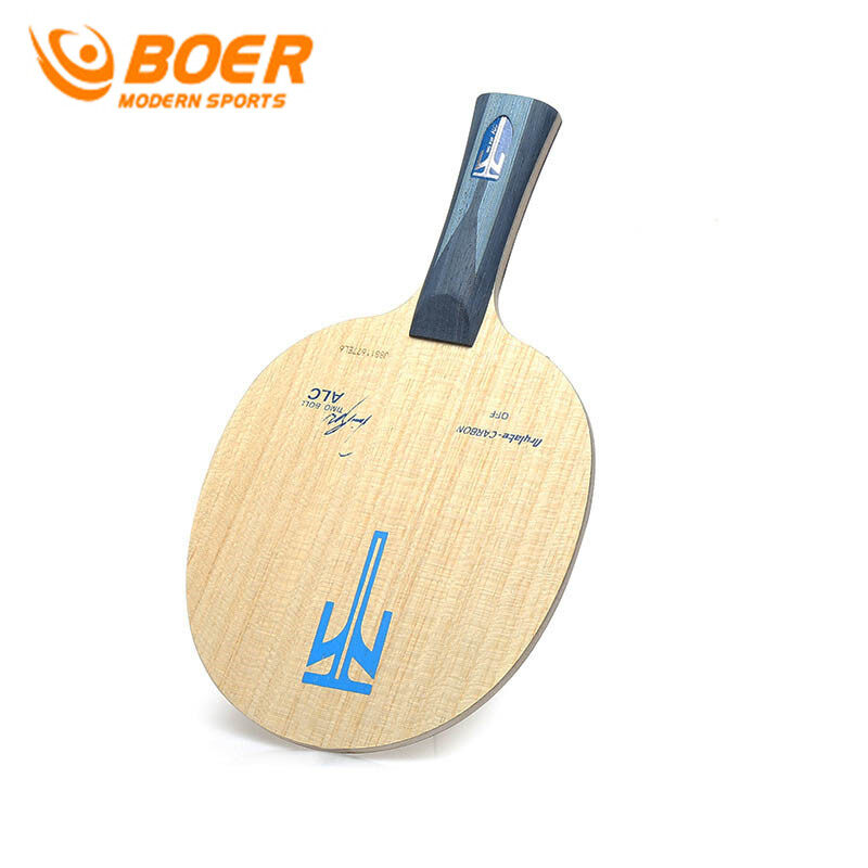 BOER 2017 New ALC 7 Layers Tung Wood and Carbon Fiber Table Tennis Rocket  Blade Table 32b87b09821c7