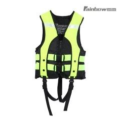Child Water Sports Vest Swimming Life Jackets (green) By Rainbowonline.