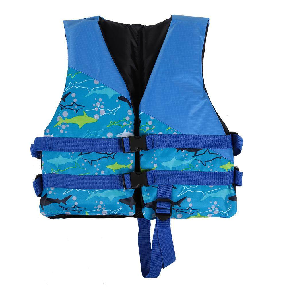 Children Kids Lifesaving Life Jacket Buoyancy Aid Flotation Device Boating Surfing Work Vest Clothing Swimming Life