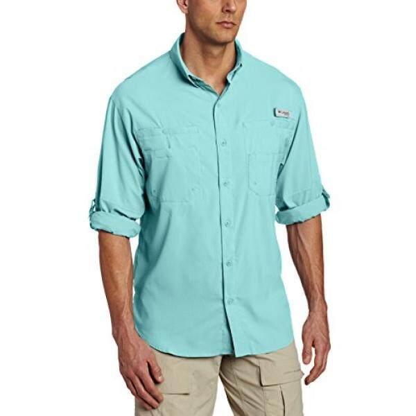 Columbia Mens Plus Tamiami II Long Sleeve Shirt, Moxie - 3X - intl