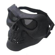 Cool Skull Multi Intball Cs Face Mask Ski Bike Motorcycle Outdoor Sports Wear By Abbottstore.