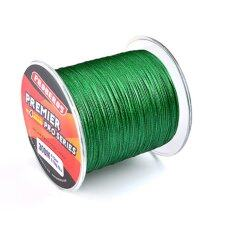 Creative 4 300 Meters Fishing Line Pe Woven Horses Fishing Line Green 1.5 / 20lb By The Sunnyshop.