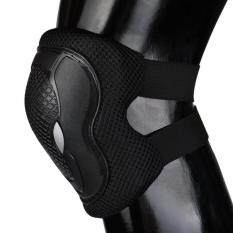 Cycling Roller Skating Protector Gear Pad Guard Set For Knee Elbow Wrist Durable By M_home.