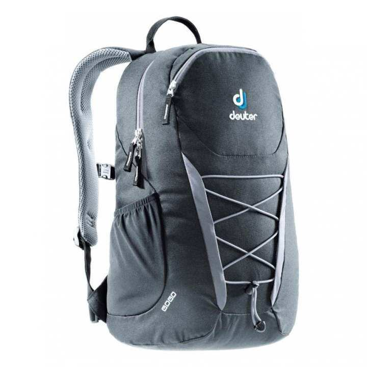 deuter gogo 25l backpack black titan lazada