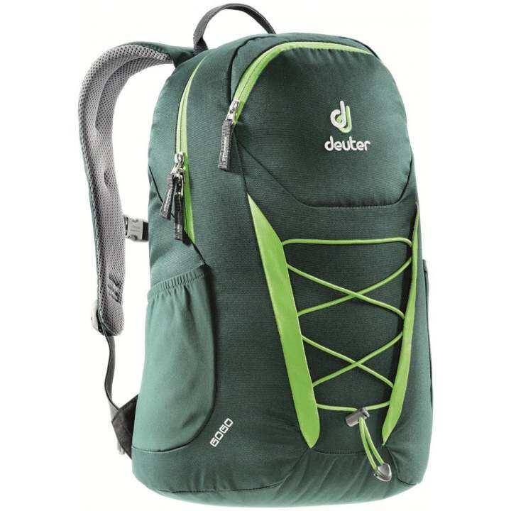 deuter gogo 25l casual backpack forest kiwi lazada. Black Bedroom Furniture Sets. Home Design Ideas