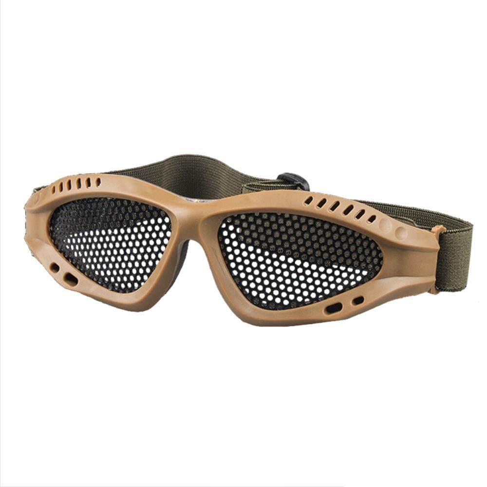 Dmscs Kacamata Olahraga CS Perlindungan Anti Peluru Kacamata Taktis Kacamata Pelindung Mata untuk Permainan CS Airsoft